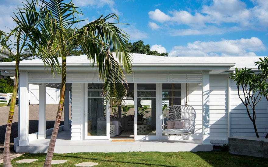 linea-weatherboard-on-bonnies-dream-home